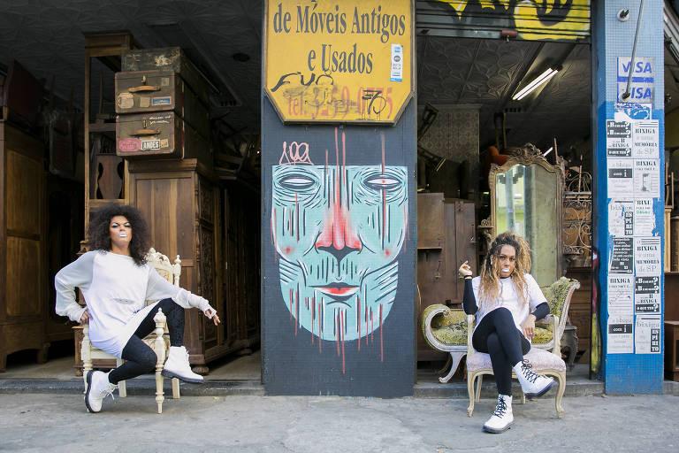 """Grupo As Bahias e a Cozinha Mineira lança álbum """"Bixa"""" em São Paulo"""