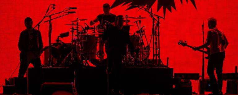 U2 se apresenta em SP – Eduardo Anizelli/Folhapress