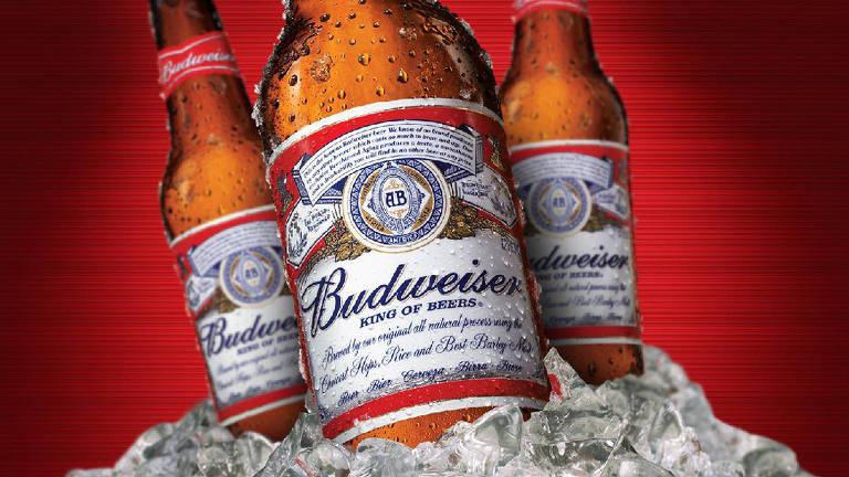 Cervejas da AB InBev