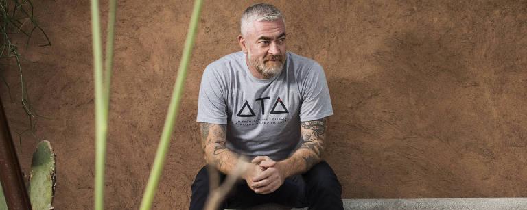 O chef Alex Atala – Eduardo Knapp-1.set.17/Folhapress