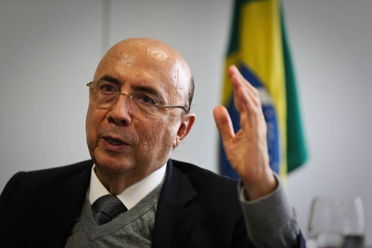 O ex-ministro da Fazenda, Henrique Meirelles (PSD)