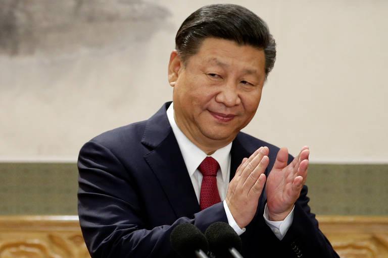 Líderes do Partido Comunista chinês