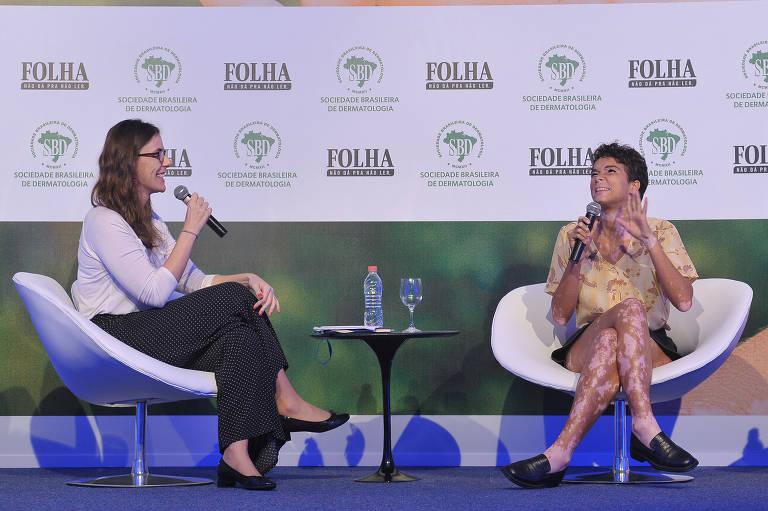 Eliane Medeiros - fórum saúde da pele