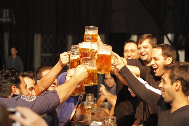 Marca de cervejas alemã promove Oktoberfestprópria neste fim de semana