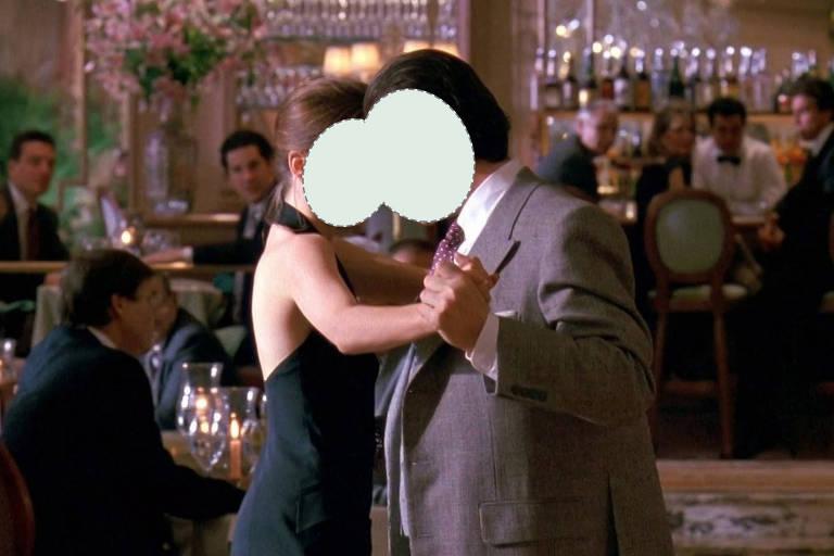 Al Pacino e Gabrielle Anwar em 'Perfume de Mulher'