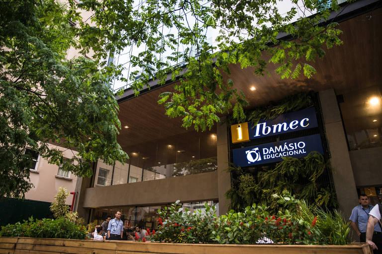 IBMEC   Estúdio Folha