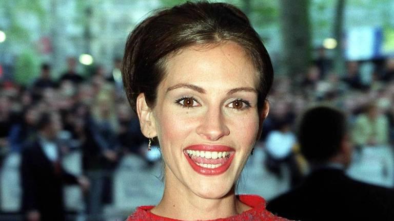 O sorriso milionário de Julia Roberts