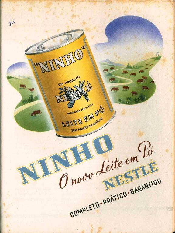 Campanhas históricas da Ninho