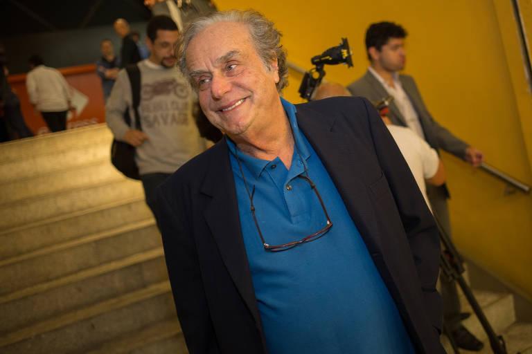 """Sessão do filme  """"Aos Teus Olhos"""" na 41ª Mostra Internacional de Cinema de São Paulo"""