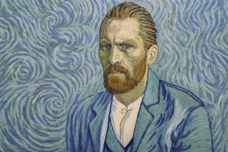 Cena do filme 'Com Amor, Van Gogh', de Dorota Kobiela e Hugh Welchman