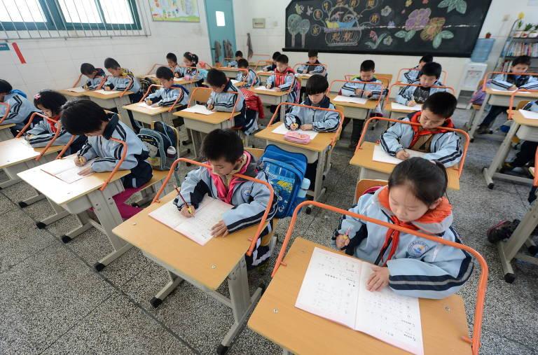 China contra Miopia