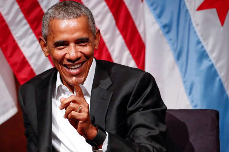 A vida de ex-presidente de Obama