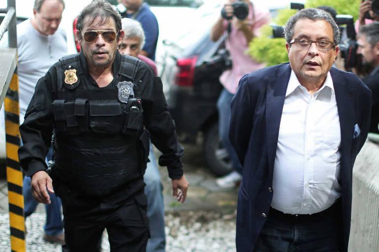 Réus da Lava Jato na Justiça Federal do Paraná