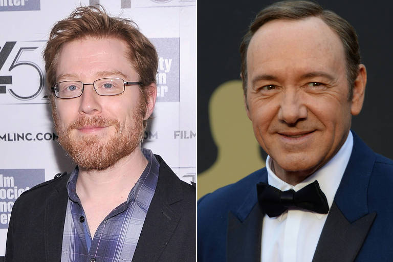 "Anthony Rapp says Kevin Spacey made a ""sexual advance"" when he was 14"