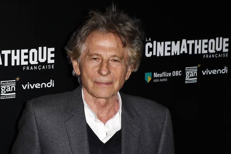 O cineasta francês Roman Polanski é acusado de ter estuprado cinco menores