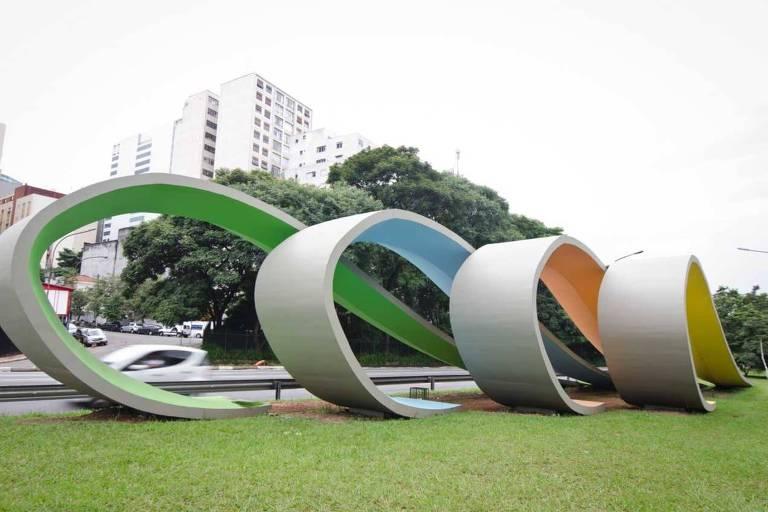 Obras públicas de Tomie Ohtake