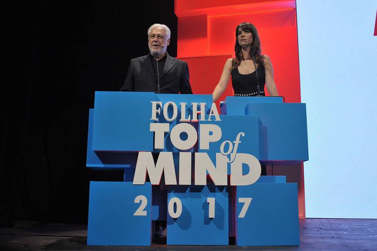 Cerimônia de premiação do Top of Mind