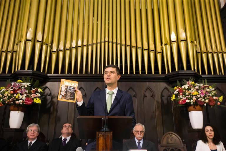 Igreja Presbiteriana lança manifesto político