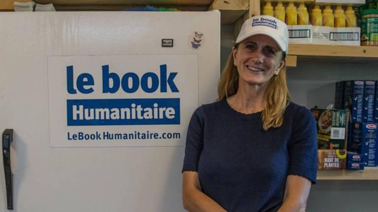 A ex-miss que ganhou loteria e usa dinheiro para ajudar os outros