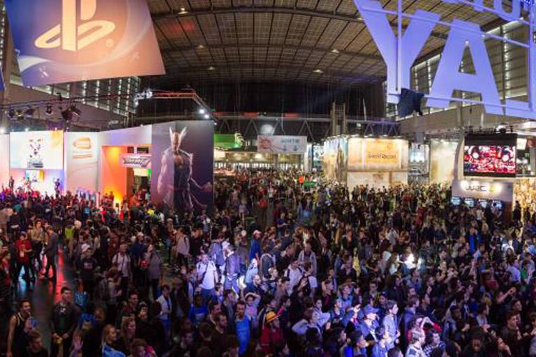 A oitava edição da Paris Games Week, um dos maiores eventos sobre o universo dos videogames do mundo