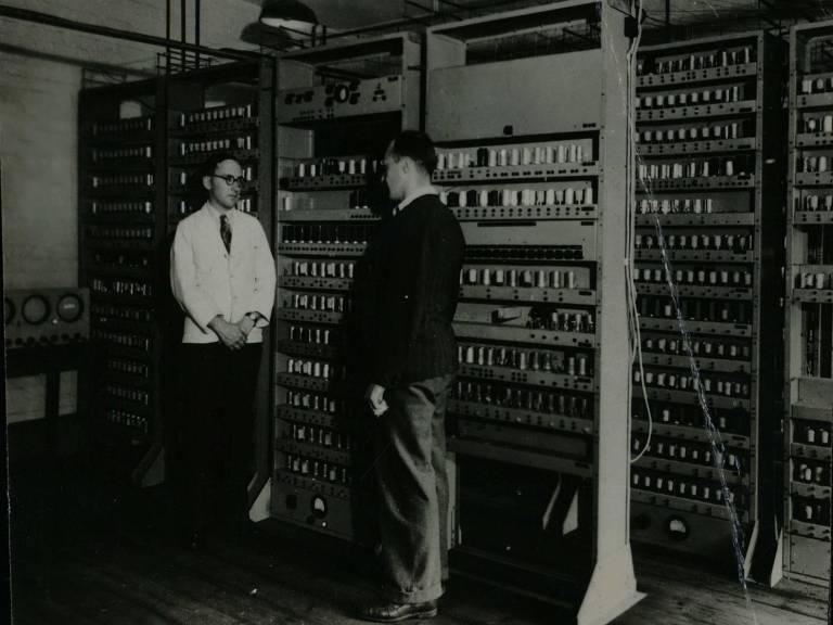 Hist�ria dos computadores