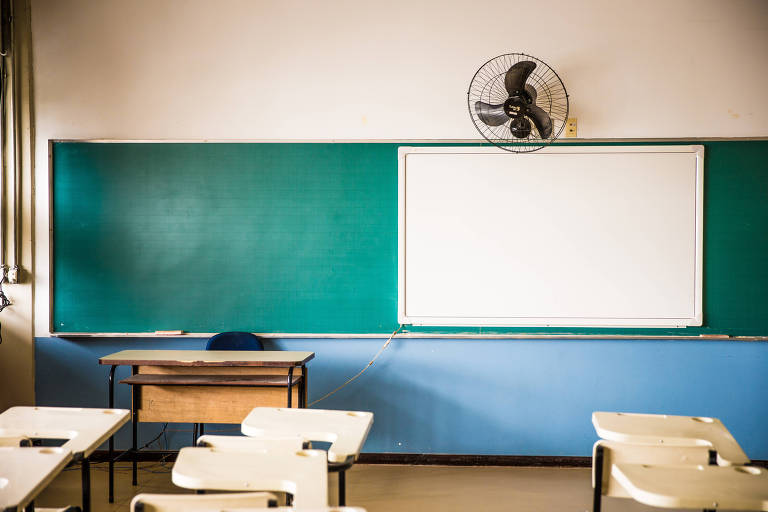 Proposta prega uma suposta neutralidade do professor em sala de aula