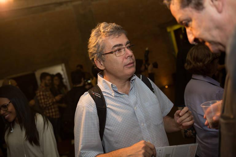 Ivo Herzog, filho de Vladimir Herzog, que chamou o candidato do PSL Jair Bolsonaro de criminoso