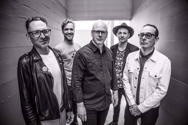 A banda californiana Bad Religion é a atração principal do Rock Station