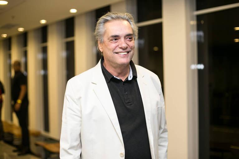 O ator José Rubens Chachá