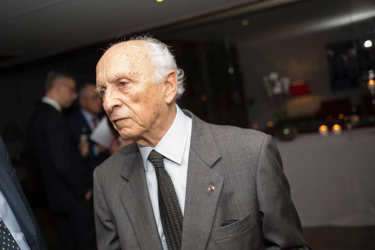 Jantar na casa do embaixador da França no Brasil, Michel Miraillet