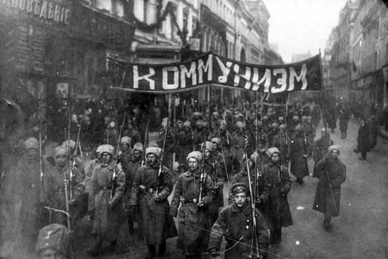 Cronologia da Revolu��o Russa