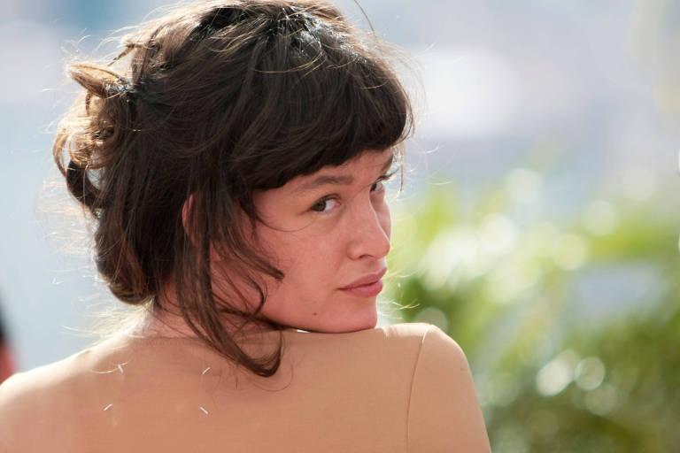 A atriz americana Paz de la Huerta, da série 'Boardwalk Empire'