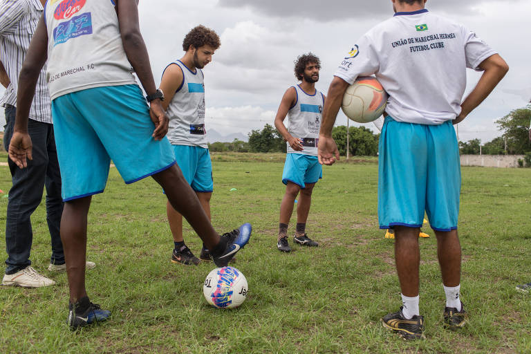 Série C do Estadual do Rio vive à base de  gol fantasma  e W.O. - 05 ... d5ac7e26b71f7
