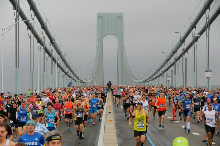 Maratona de Nova York - 2017