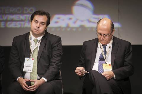 Centrão quer nacionalizar figura de Alckmin