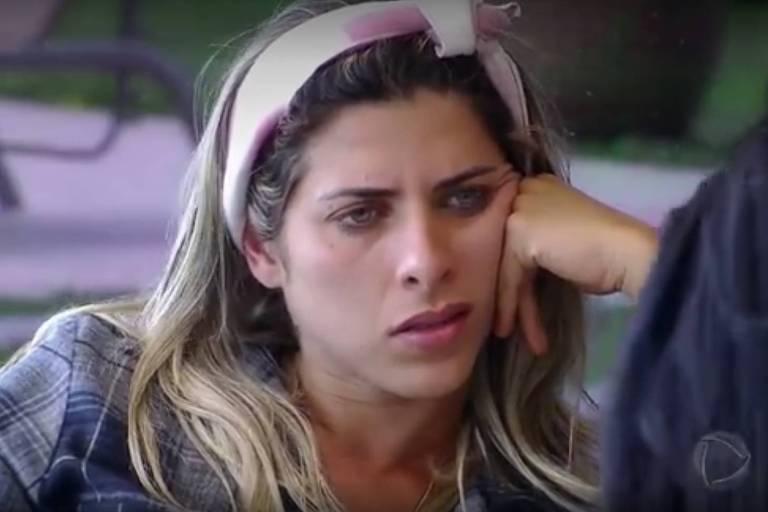 "Ana Paula Minerato é a oitava eliminada do reality ""A Fazenda 9"""