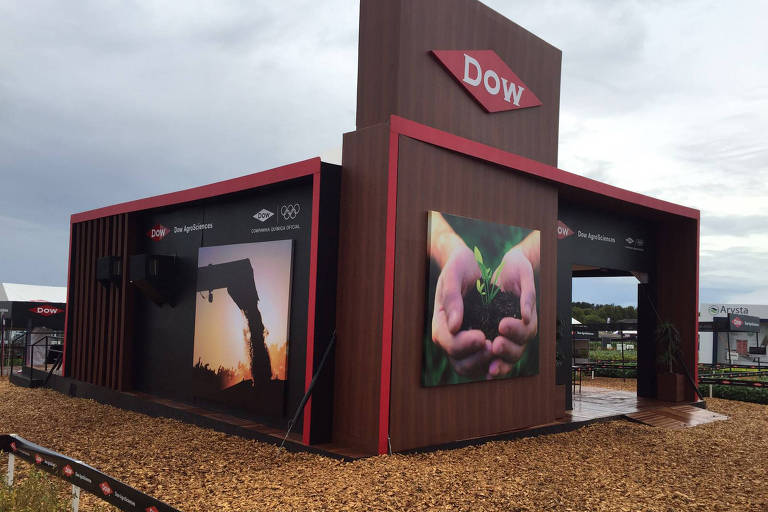 Stand da Dow AgroSciences