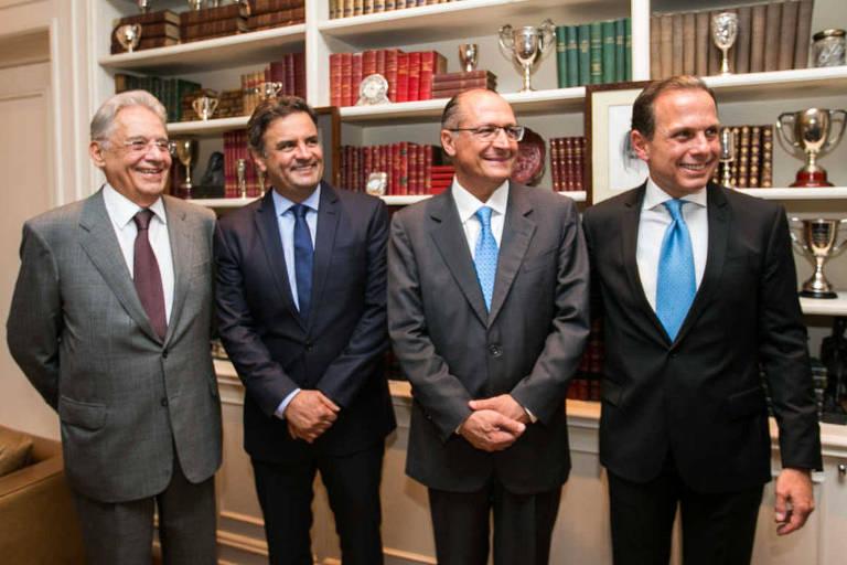 Justiça não é vermelha, nem azul, diz Alckmin sobre Azeredo