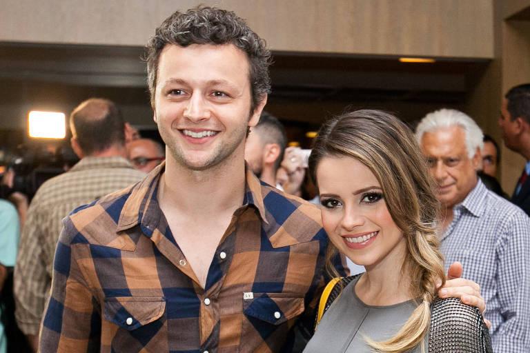 Lucas Lima e Sandy Lima