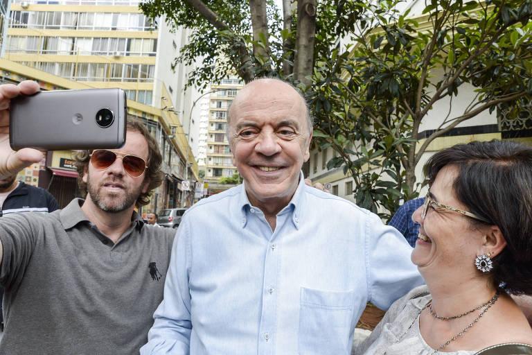 José Serra em 2017