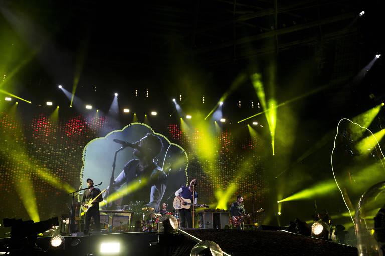 Coldplay em São Paulo