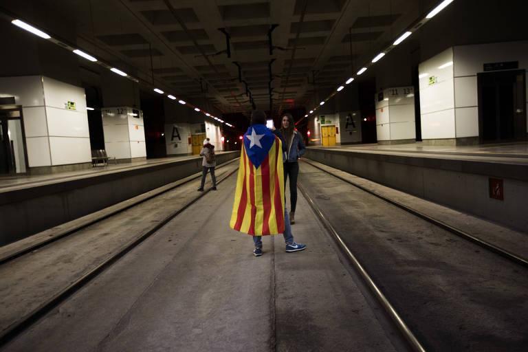 Greve Geral na Catalunha