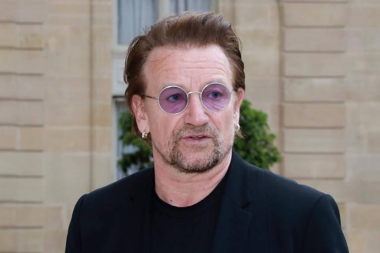 Bono é um dos fundadores da instituição humanitária One Campaign