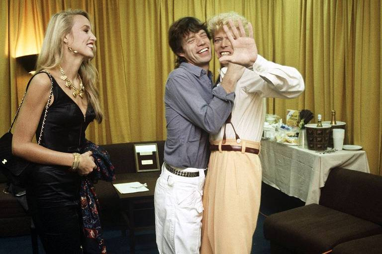 Fotos inéditas de David Bowie