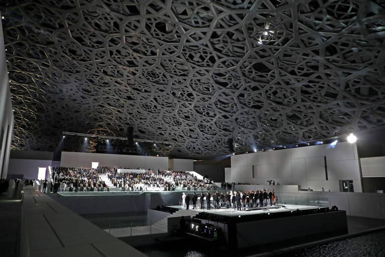 Louvre de Abu Dhabi