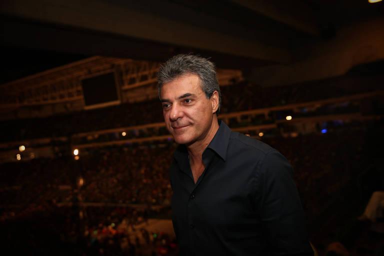 Beto Richa, governador do Paraná,  que vai deixar o governo para concorrer ao Senado