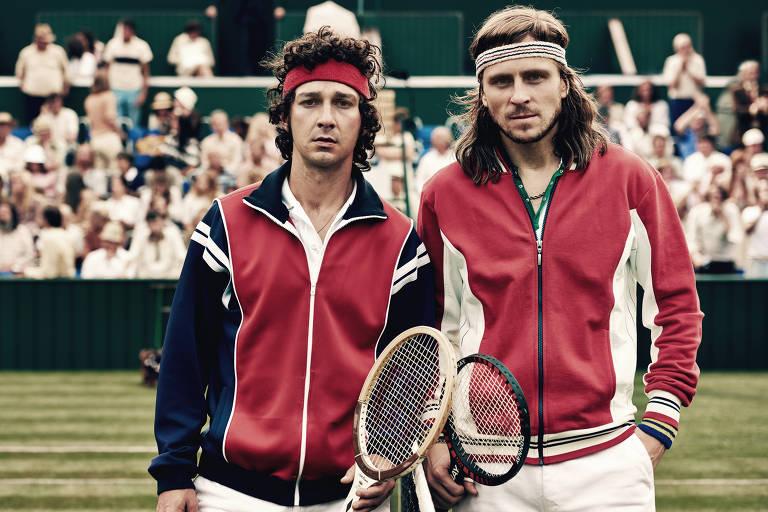 Borg vs McEnroe  explora rivalidade de tenistas em final célebre em 1980.   4eb4f709d202c