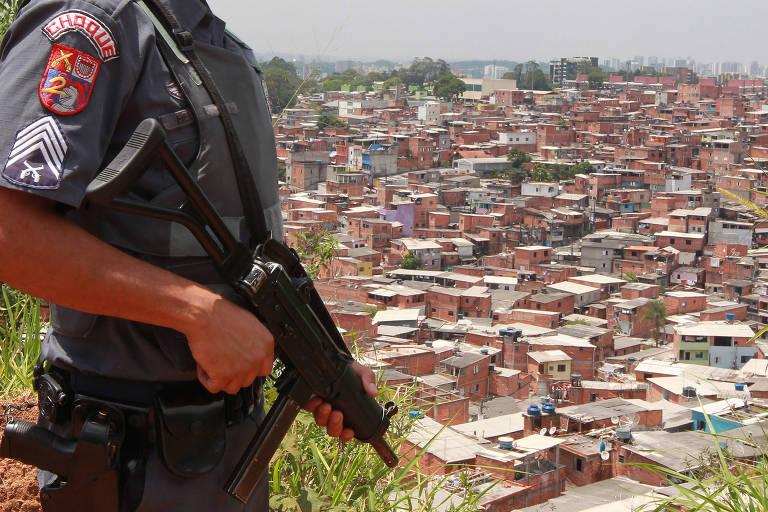 Violência em Paraisópolis
