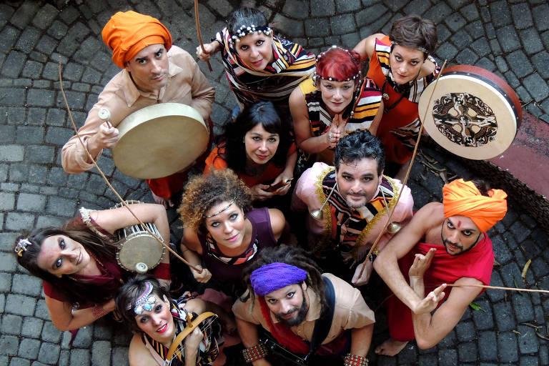 Banda Mirim conta a história de Buda em peça infantil
