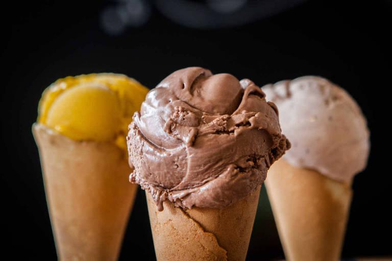 O parque da Água Branca recebe festival de sorvetes neste fim de semana